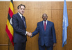 Assembly President Meets President of Parliament of Montenegro