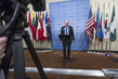 Special Envoy on Ebola Addresses Media
