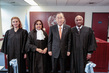 Inauguration of UN Dispute and Appeals Tribunals Courtroom in New York 1.0