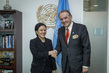 Deputy Secretary-General Meets Permanent Representative of Viet Nam 0.7044973