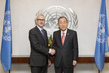 Secretary-General Meets Head of INTERPOL 1.0