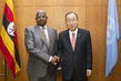 Secretary-General Meets Assembly President 1.0
