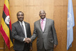 General Assembly President Meets Outgoing Permanent Representative of Malawi 1.0