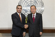 Secretary-General Meets President of Judicial Council of Ecuador