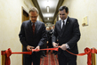 Inauguration of the Turkmen Room, Palais des Nations 4.431813