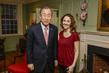 Secretary-General Meets Harvard Faculty Member 3.763391