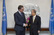 Secretary-General Meets Prime Minister of Serbia 2.8638