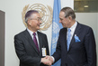 Deputy Secretary-General Meets Vice Chair of Republic of Korea Committee for Unification 0.61373985