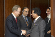 Secretary-General Meets Minister of Information of Oman 2.8638