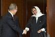 Secretary-General Greets Permanent Representative of Oman 2.8641653