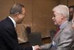 Secretary-General Meets ICAO Chief 2.29104