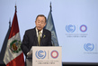 Secretary-General Addresses Lima Climate Change Conference 4.610501