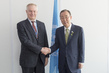 Secretary-General Meets Russian Climate Envoy in Lima 3.7626328