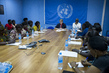 Open Peace Forum Participants Meet Head of UNMISS 4.484204
