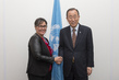 Secretary-General Meets Environment Minister of Canada in Lima 2.29104