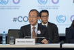 Secretary-General Attends Lima Climate Action High-level Meeting 5.7396455