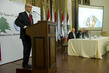 Deputy Secretary-General Attends Launch of Lebanon Crisis Response Plan 0.61373985