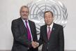 Secretary-General Meets Head of UNAMA 2.8612473