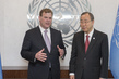 Secretary-General Meets Foreign Minister of Canada
