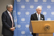 Press Conference by Head of International Organization for Migration 3.17965