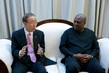 Secretary-General Meets President of Ghana in Accra