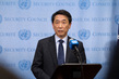 Representative of Republic of Korea Speaks to Press on Situation in DPRK 1.0