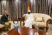 Head of UNMEER Meets President of Guinea 3.419298