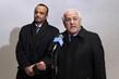 Palestinian Observer Speaks to Press on Draft Statehood Resolution 0.6470271