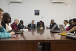Head of UNMEER Meets UN Staff in Guinea 0.049993828