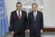 Secretary-General Meets Prime Minister of Tunisia 2.8612473