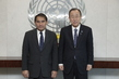 Farewell Call by Permanent Representative of Thailand 2.860887