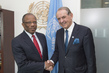 Deputy Secretary-General Meets Foreign Minister of Haiti 7.217556