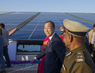 Secretary-General Inaugurates Solar Power Plant in Gujarat, India 5.0221896