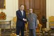 Secretary-General Meets President of India 2.288943