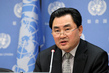 Press Conference by Representative of DPRK 3.1840527