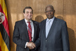 General Assembly President Meets Permanent Representative of Chile 3.223806