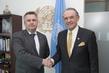 Deputy Secretary-General Meets Deputy Foreign Minister of Ukraine 0.7010576
