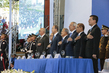 Opening Ceremony of XXIII Commemorative Anniversary of Peace Agreement, El Salvador 3.7572656