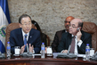 Secretary-General Meets President of Supreme Court of El Salvador 1.0