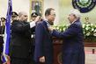Secretary-General Receives El Salvador's Congressional Medal of Honor 2.288943