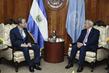 Secretary-General Meets President of Legislative Assembly, El Salvador 1.0