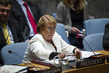 Security Council President Opens Meeting on Maintenance of International Peace and Security 1.0