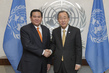 Secretary-General Meets Foreign Minister of Thailand 2.860887