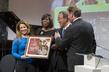 Princess Haya Receives WFP Hunger Hero Award 1.0