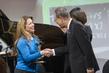 Princess Haya Receives WFP Hunger Hero Award 4.425746
