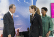 Secretary-General Meets UN Women Goodwill Ambassador Emma Watson 0.1309219