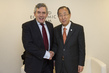 Secretary-General Meets Special Representative for Global Education 1.0