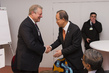 Secretary-General Meets Former United States Vice President in Davos 0.036105335