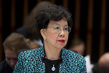 WHO Director-General Attends Special Session on Ebola 4.609435