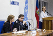 Press Briefing by Security Council Members in Haiti